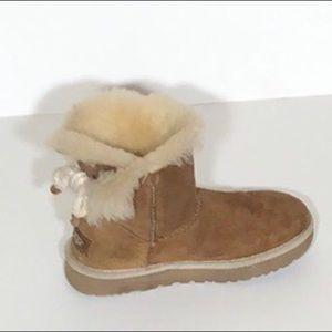 Ugg Selene Rope Bailey Bow Boots